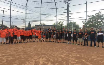 QMH Annual Softball Game 2015!