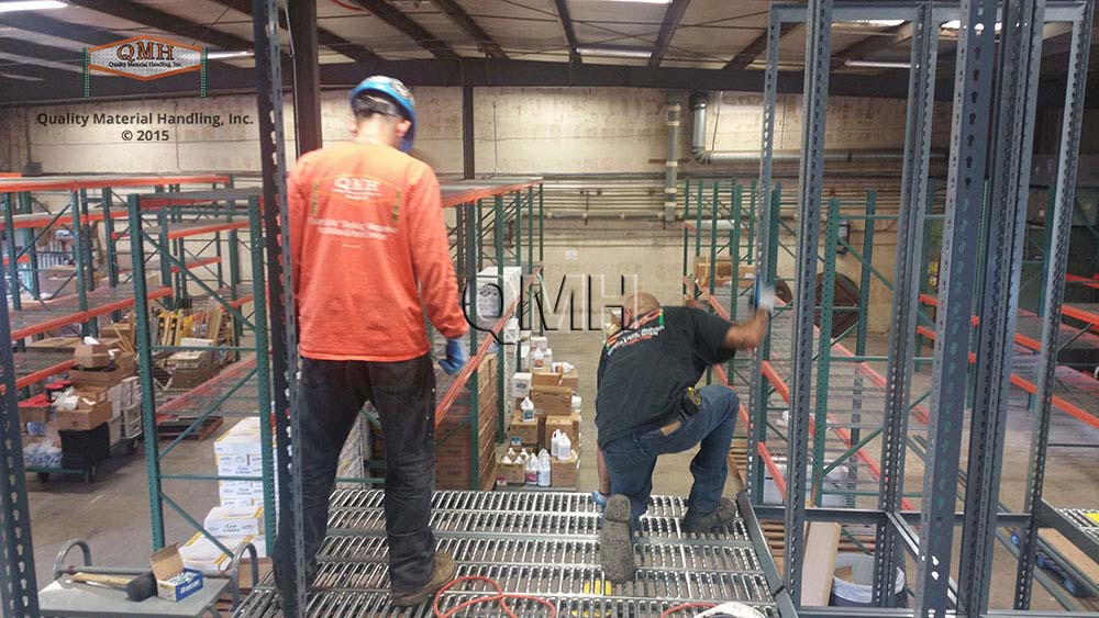 Pallet Racking and Installation in Escondido, San Diego