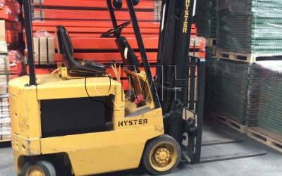 Used Forklifts for Sale by QMH!