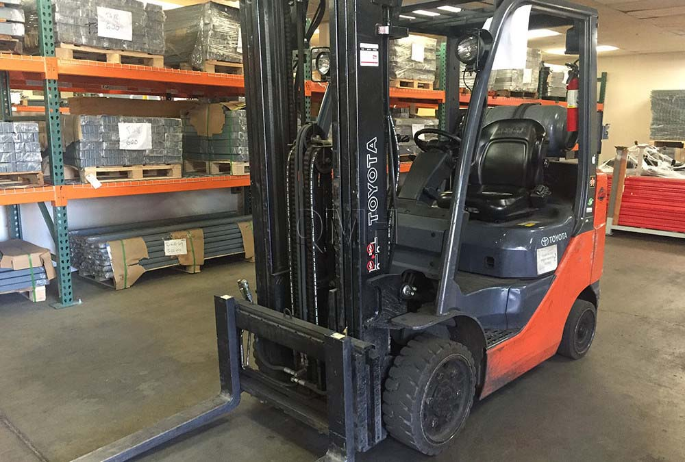 Used Warehouse Equipment for Sale at QMH!