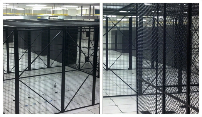Wire Mesh Partitions: Get Safe & Secure!