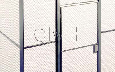 Wire Mesh Partitions: Perfect for Data Security