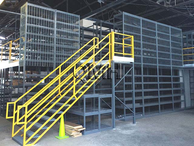 Warehouse Mezzanines: Maximize Your Space