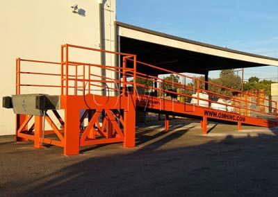 custom access ramp