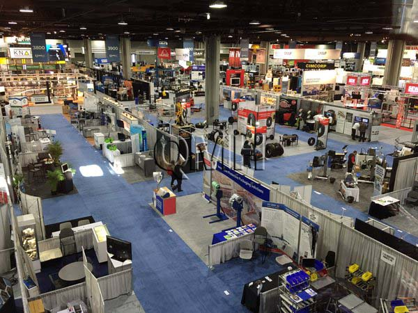 QMH Attends the 2016 Modex Show in Atlanta, GA