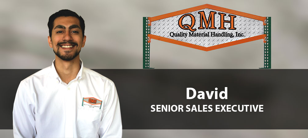Meet the QMH Family: David