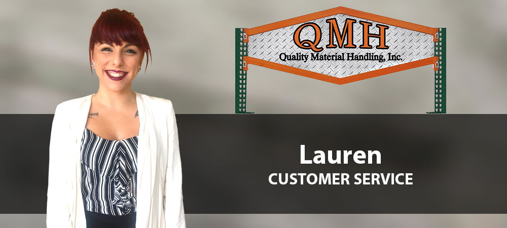 Meet the QMH Family: Lauren