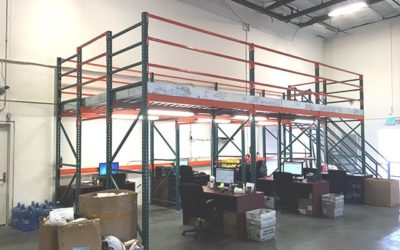 How Industrial Mezzanines Can Transform Your Warehouse