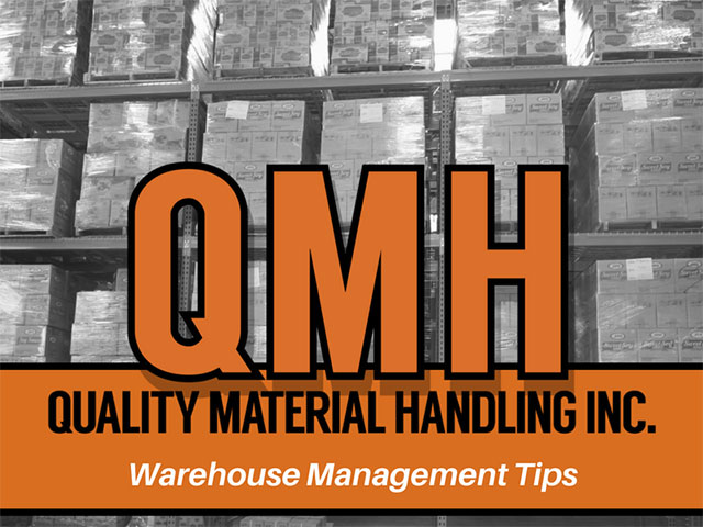 7 Tips to Improve Your Warehouse Management