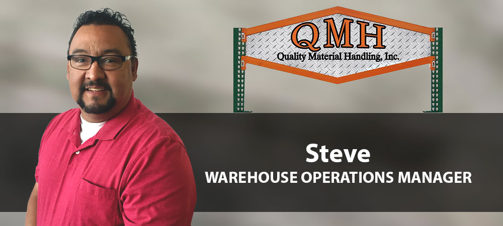 Meet the QMH Family: Steve