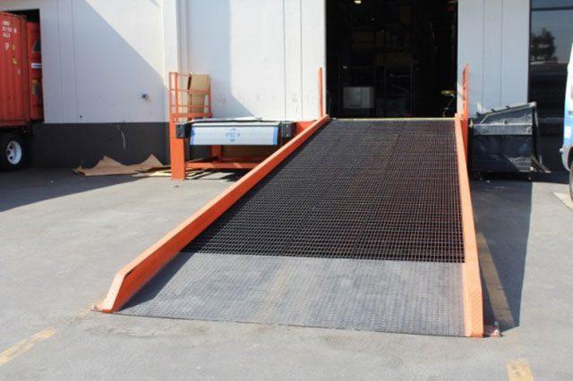 Warehouse Loading Docks Custom Solutions By QMH QMH Inc