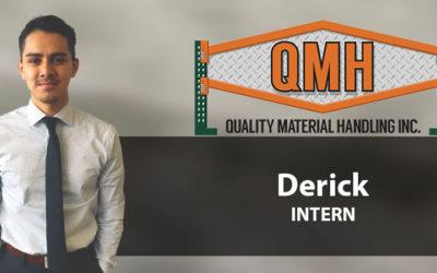 Meet the QMH Family: Derick Beltran