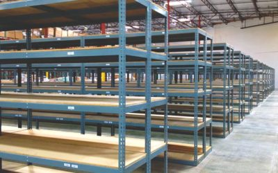 Boltless Racks: Shelving Guide