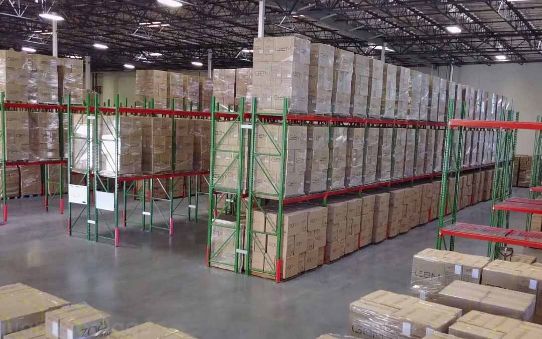 Case Study: Benefits of Selective Pallet Racking (El Monte, CA)
