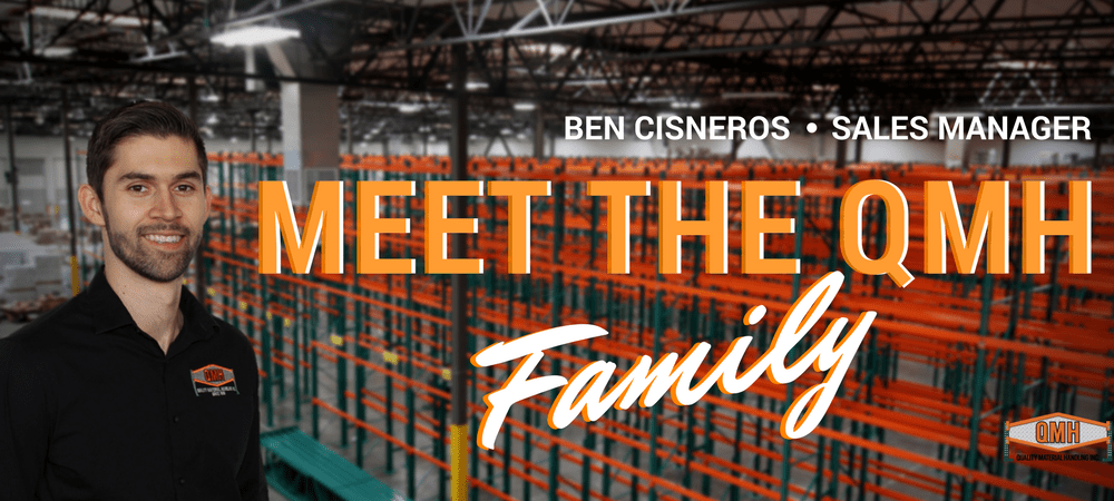 Meet The QMH Family: Ben Cisneros