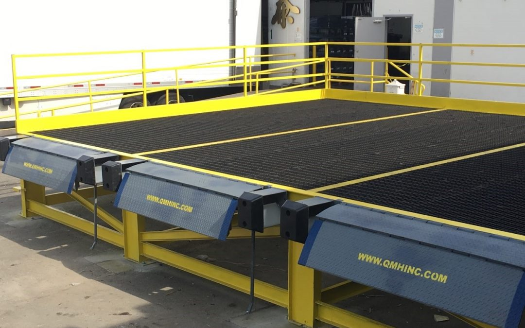 Custom Dock Solutions – YW International