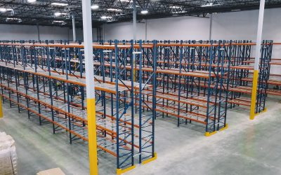 Selective Pallet Racking System & High Pile Permits [Montclair, CA]