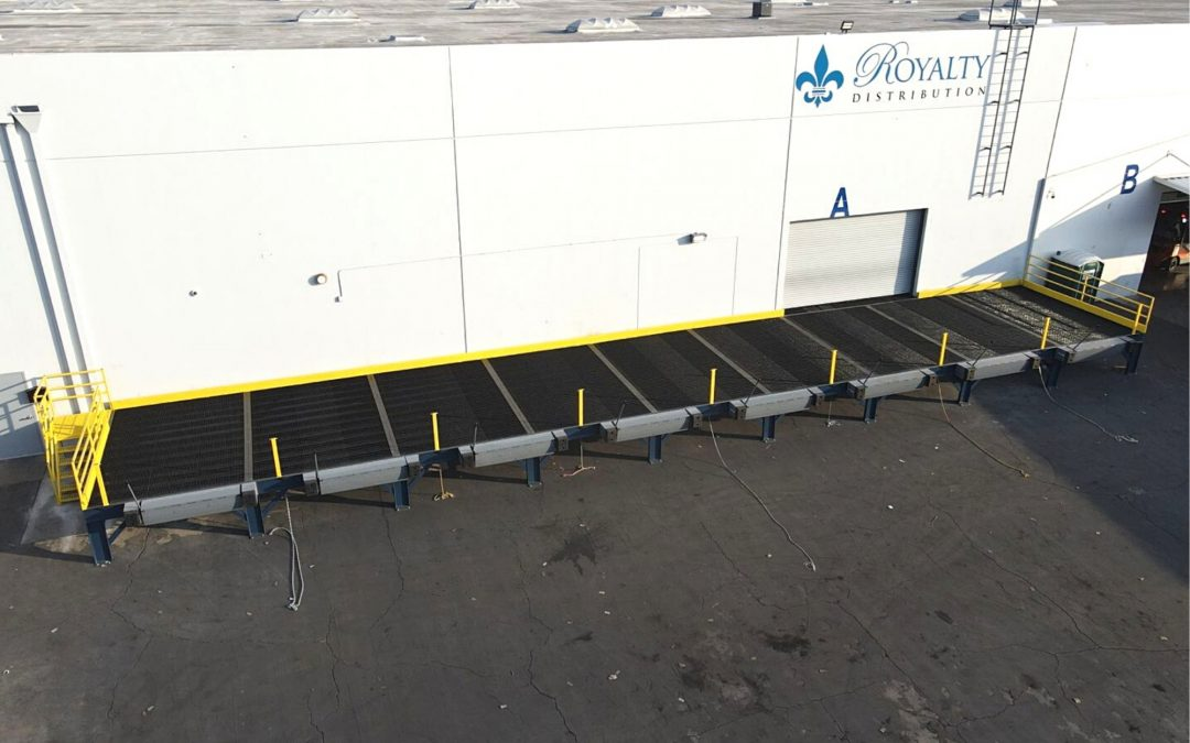 Manufacturing Custom Dock Solutions