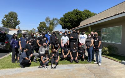 Community Cleanup with AVAG