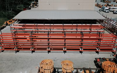 Protected: Increasing Pallet Positions at Hawthorne CAT